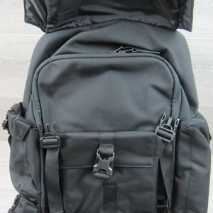 Under Armour Bags - Under Armour UA Cordura Regiment Black Backpack